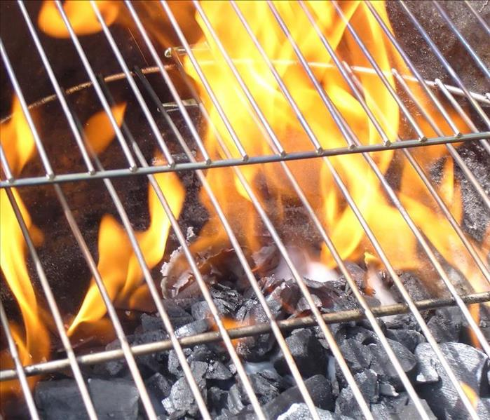 Grill Fire Safety