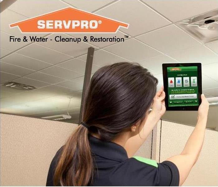 Commercial Disaster is never easy but the SERVPRO Mobile app is!