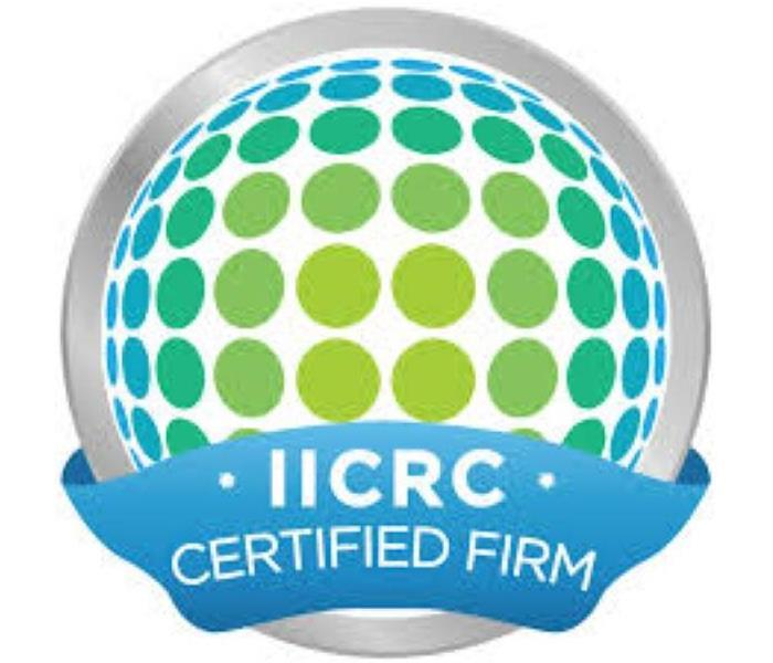 Learn more bout IICRC Certified Firms at IICRC.ORG